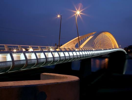 Praha - Trojský most