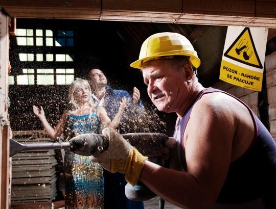 JD Jak jsme pomáhali na stavbě
